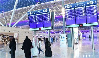 إجراءات وقائية في المطارات السعودية بسبب فيروس كورونا