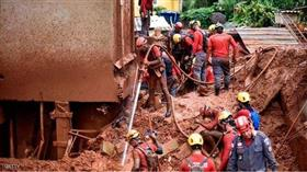 فيضانات البرازيل تودي بحياة 46 شخصاً وتشرد الآلاف