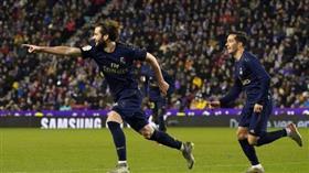 ريال مدريد ينفرد بصدارة الليغا بعد فوزه على بلد الوليد