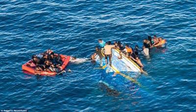 «أطباء بلا حدود»: إنقاذ 184 مهاجرًا في البحر المتوسط