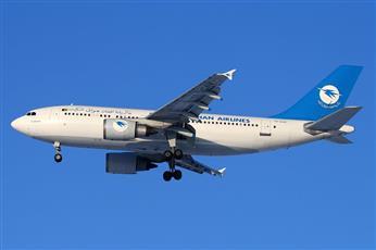 تحطم طائرة أفغانية في إقليم غزني وسط البلاد