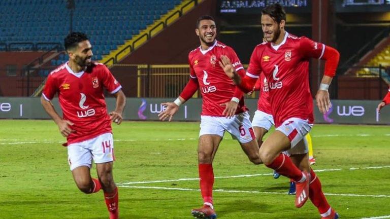 الأهلي المصري يستعيد نجمه قبل مباراة الهلال في دوري أبطال أفري