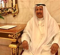 نصار الخمسان: الاحتفالات الوطنية تعبير عن مشاعر الوفاء والولاء المطلق  لسمو الأمير