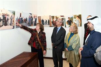 «الوطني للثقافة» يفتتح بيت ديكسون بعد ترميمه ومعرض صور نادرة لعائلته