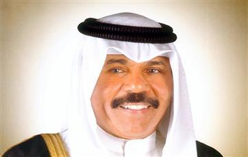 سمو أمير البلاد الشيخ نواف الأحمد