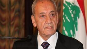 رئيس البرلمان اللبناني نبيه برّي