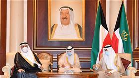 سمو الأمير يستقبل ممثلي خادم الحرمين