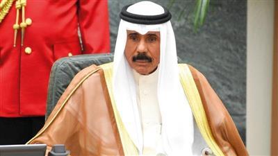سمو الأمير الشيخ نواف الأحمد الجابر الصباح