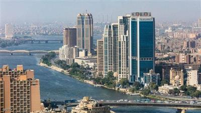 جانب من العاصمة المصرية القاهرة