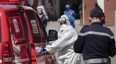 المغرب: تسجيل 2563 إصابة جديدة بكورونا