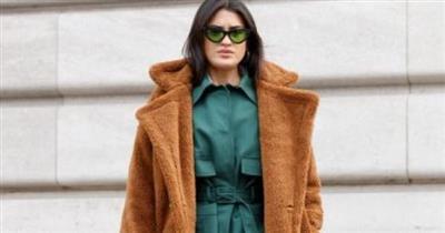 معطف الجدّات يعود إلى الظهور بكامل أناقته في خريف وشتاء 2020 -2021