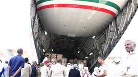 طائرة إغاثة كويتية سابعة تصل إلى السودان