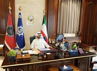وزير الداخلية: الإطفاء حريصة على تطوير إمكاناتها لحماية الأرواح والممتلكات