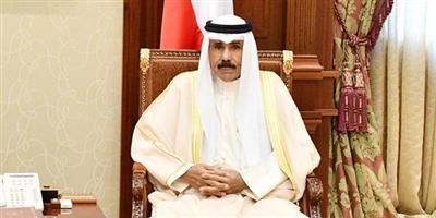 سمو أمير البلاد يتلقى رسالة تعزية من ملك المغرب