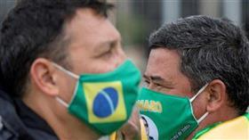 البرازيل تسجل أكثر من 28 ألف إصابة جديدة بكورونا