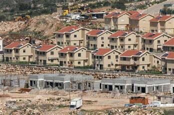 قلق أوروبي من قرار توسيع المستوطنات بالأراضي الفلسطينية المحتلة