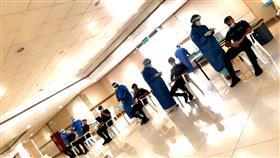 الصحة تجري أكثر من 1500 مسحة كورونا لمنتسبي أكاديمية سعد العبدالله للعلوم الأمنية