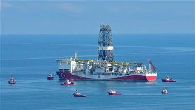 أردوغان: اكتشاف 85 مليار متر مكعب إضافي من الغاز