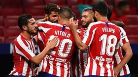اتلتيكو مدريد يتغلب على سيلتا بثنائية
