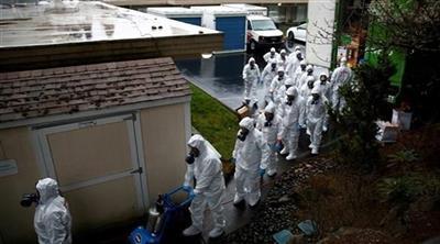 إصابات فيروس كورونا عالميا تتجاوز 40 مليونًا
