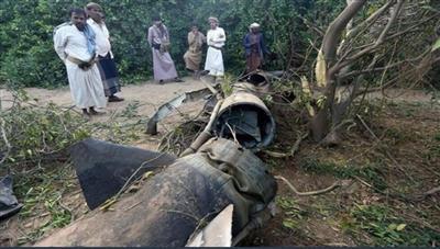 التحالف: سقوط صاروخ باليستي في صعدة أطلقه الحوثيون من صنعاء