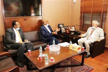 السودان: شكرًا للكويت.. على الإغاثة