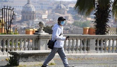 رقم قياسي جديد لإصابات كورونا في إيطاليا