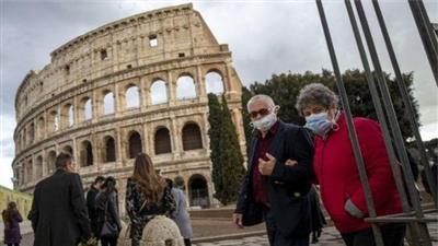 إيطاليا تتخذ مجموعة تدابير جديدة لكبح انتشار كورونا