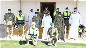 الحرس الوطني: تطوير البنية التحتية للمعسكرات والمنشآت