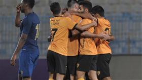 القادسية يفوز على برقان بثلاثية ويتصدر دوري التصنيف