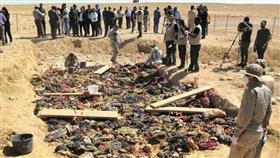 مقبرة جماعية في العراق