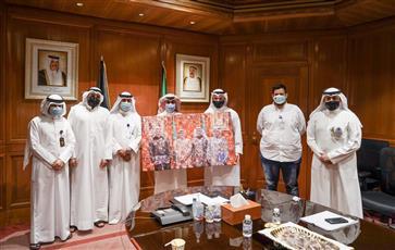 أحمد الشمري: تكريم وزير النفط لفريق الضبطية له أثر كبير في دعم الكفاءات الكويتية