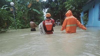 الفلبين.. إعصار مولاف يضرب المنازل ويشرد الآلاف