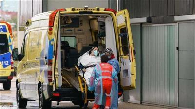 إسبانيا تسجل أكثر من 52 ألف إصابة جديدة بكورونا