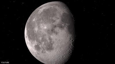 ناسا تعلن اكتشاف مياه على سطح القمر