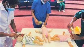 الخواري: تدريب 63 من الهيئة التمريضية على الإنعاش القلبي الأساسي وإنقاذ الحياة