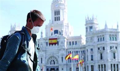 إسبانيا: تمديد طوارئ كورونا حتى مايو المقبل