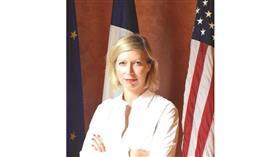 السفيرة الفرنسية: فرنسا ليست بلد الازدراء أو الرفض