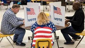 عدد المشاركين في التصويت المبكر للانتخابات الأمريكية يتخطى 90 مليوناً