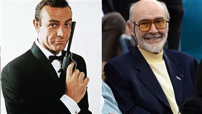 من بائع حليب لأشهر ممثل في العالم.. وفاة بطل أفلام «جيمس بوند»