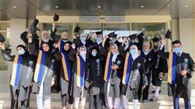 تخرج الدفعة الـ 16 من طلبة كلية الأسنان للعام الجامعي 2019/2020