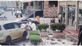 ضبط قائد مركبة قام بدهس ثلاثة اشخاص في منطقة الجابرية