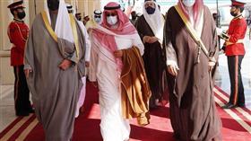 ممثل صاحب السمو يعود إلى البلاد بعد تقديم واجب العزاء في وفاة الأمير خليفة بن سلمان