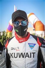 الكويتي مشاري الظفيري يحرز المركز الأول في مجموعة ام.اي.ار.سي 2 ببطولة الشرق الأوسط للراليات