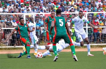 بوروندي تهزم موريتانيا بثلاثية في تصفيات أمم إفريقيا