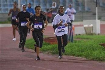 نادي «سلوى الصباح» يحرز لقب بطولة الكويت النسائية الأولى لألعاب القوى