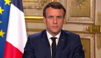 ماكرون: لا جماهير في الملاعب الفرنسية قبل يناير