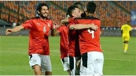 مصر تهزم توغو بثلاثية وتتصدر المجموعة بتصفيات أمم إفريقيا