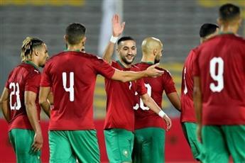 منتخب المغرب يهزم إفريقيا الوسطى ويتصدر مجموعته بتصفيات أمم إفريقيا