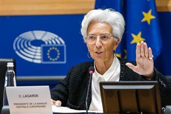 رئيسة البنك المركزي الأوروبي كريستين لاجارد